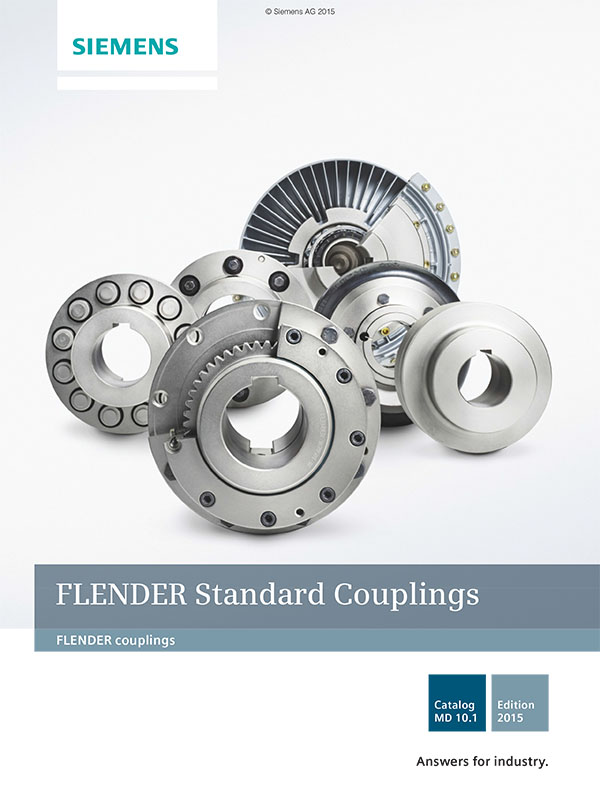 FLENDER Standard Couplings