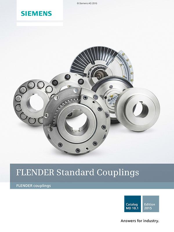FLENDER Standard Couplings
