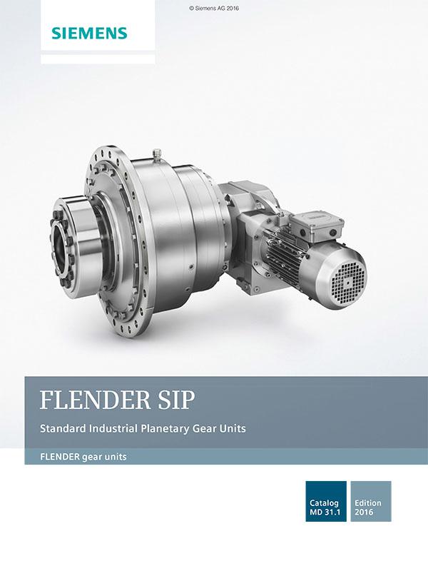 FLENDER SIP Standard Industrial Planetary gear units