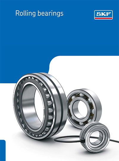 catalogue roulement skf
